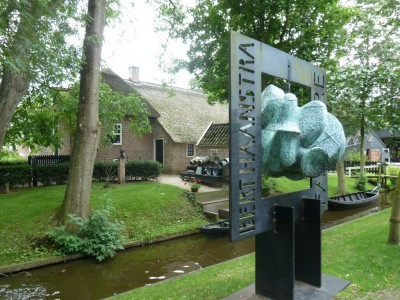 Hollands Venetie in Giethoorn